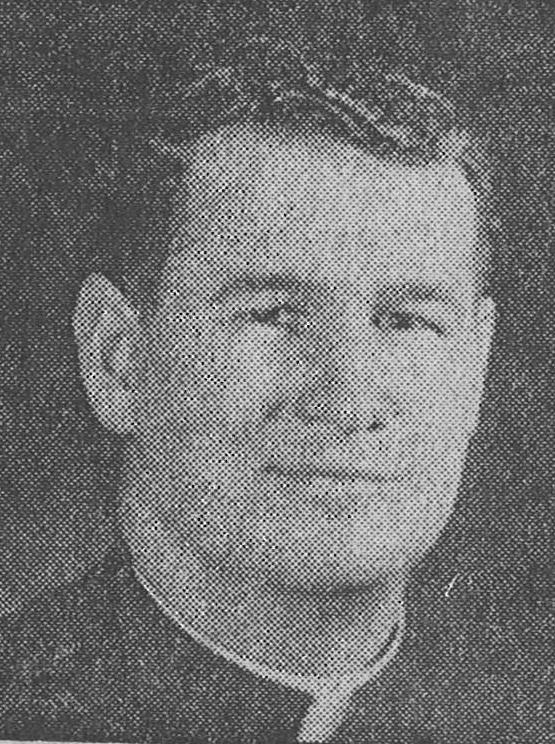 Accused Priest Thomas Adamson