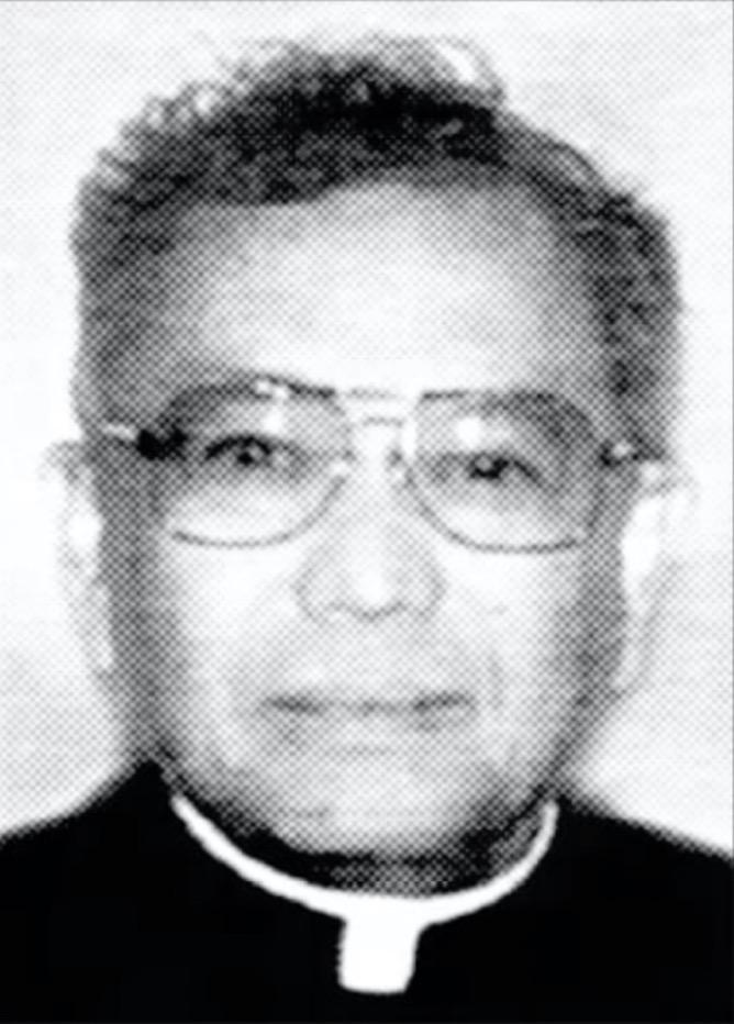 Accused Priest Honesto Bismonte