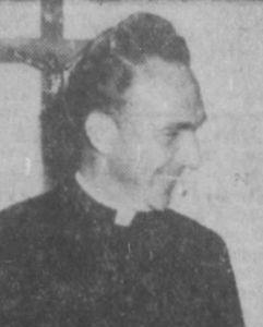 Accused Priest John R Butler