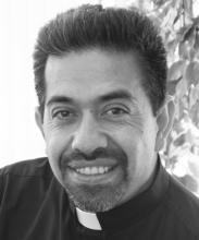 Accused Priest Hector Gonzales