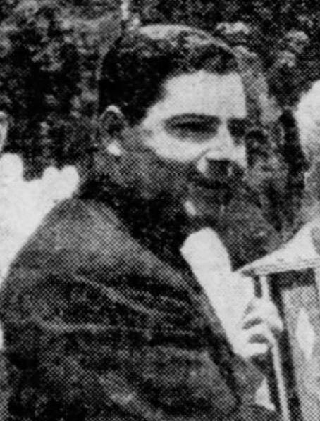 Father Herbert D'Argenio