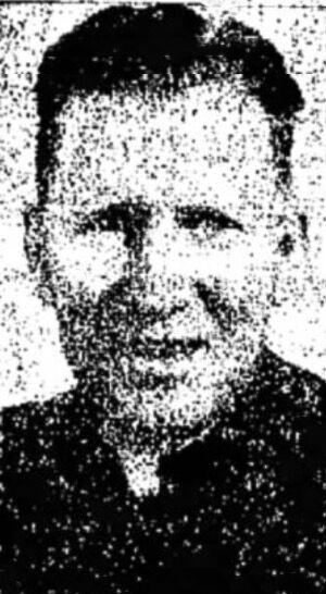 Accused Priest Albert Duggan