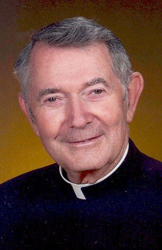 Accused Priest Sylvester Brown