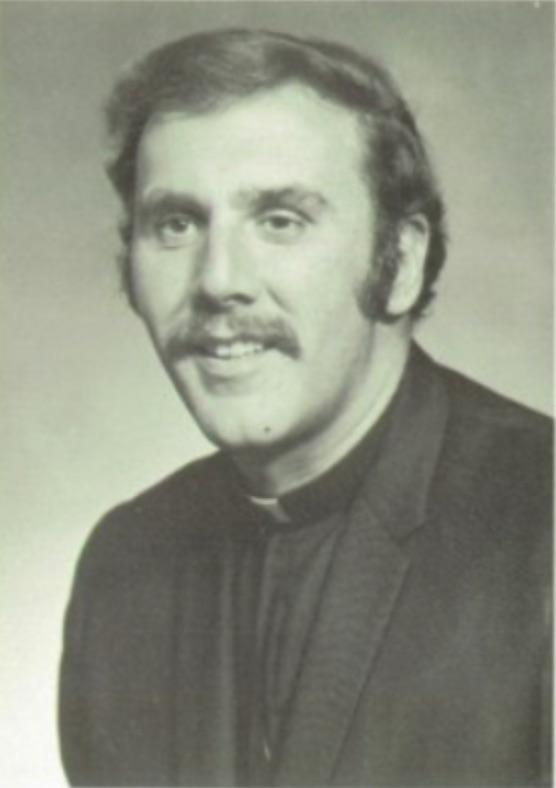 Accused Priest Vincent Gallo