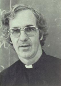 Accused Priest James Hanney