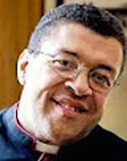 Accused Priest Wallace Harris