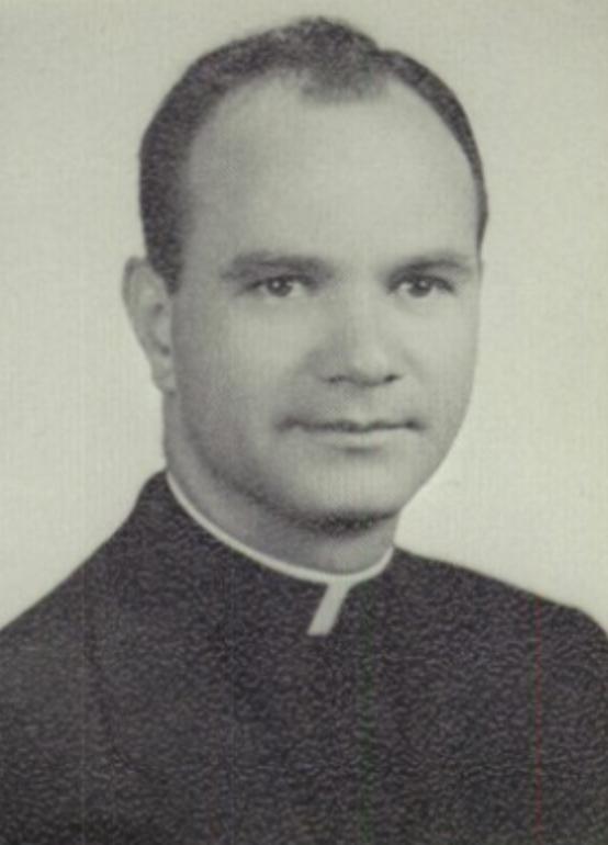 Accused Priest Robert Hermley