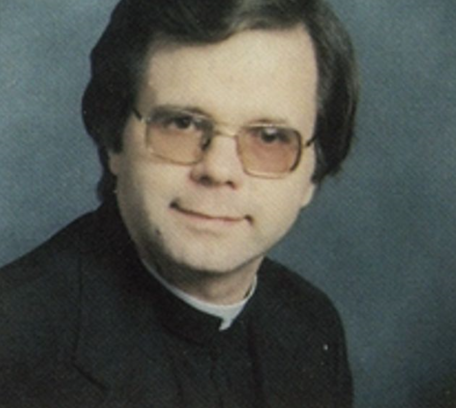 Accused Priest Gerald Jasinski