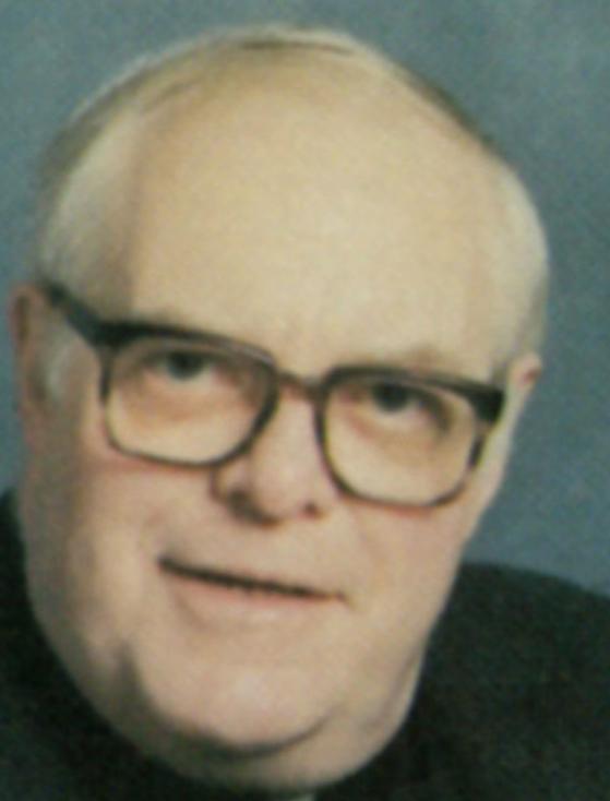Accused Priest Richard Judd