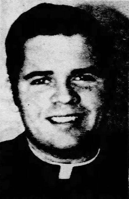 Accused Priest Brian Keller