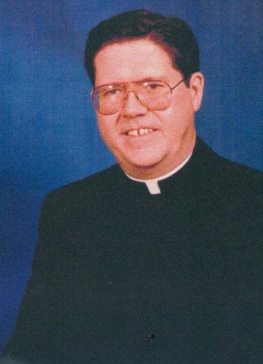Accused Priest Edward Maurer