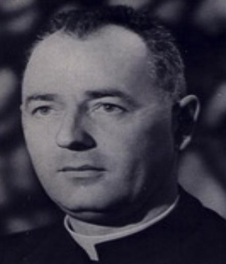 Accused Priest Titian Miani