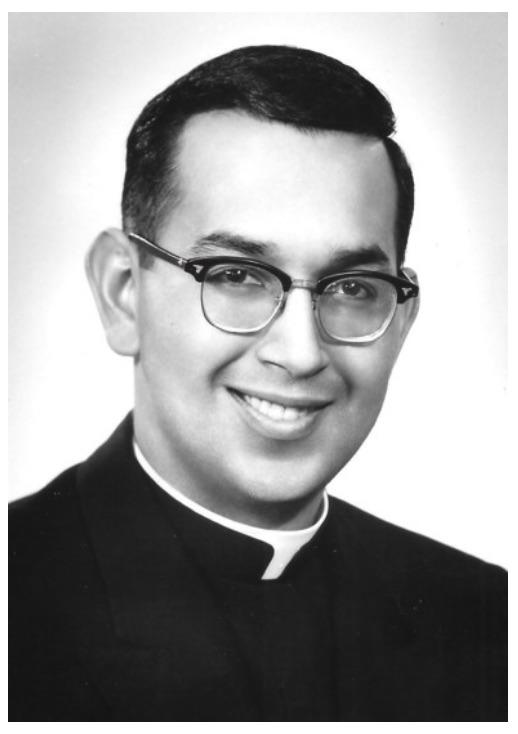 Accused Priest George Miller