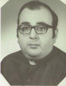 Accused Priest Joseph Romano