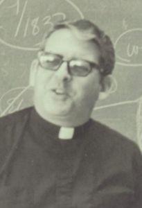 Accused Priest Sean Rooney