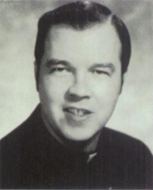 Accused Priest John Ruhl
