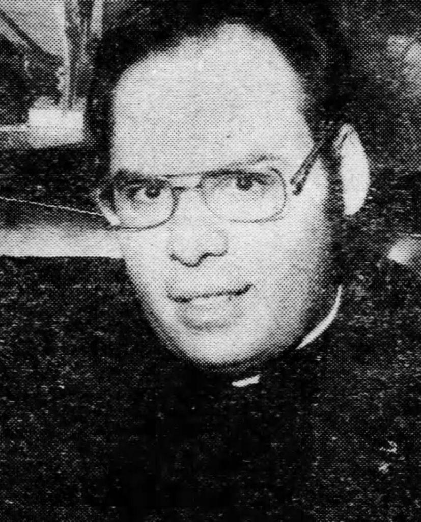Accused Priest Michael Salamone