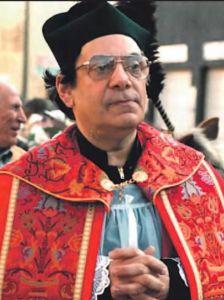 Accused Priest Michael Salerno