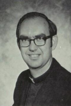 Accused Priest Stephen Whelan