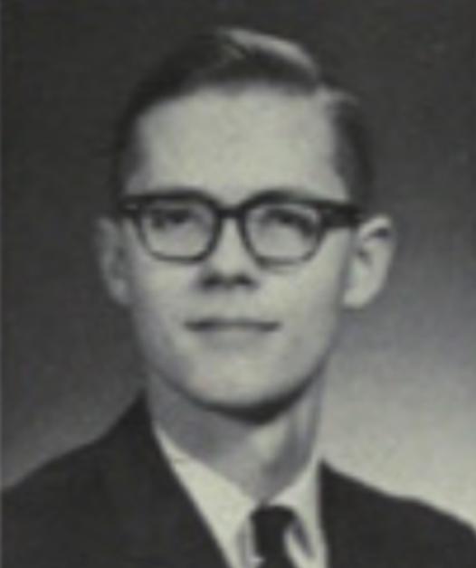 Accused Priest Michael J. Burns