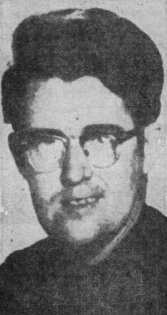 Accused Priest Robert Coakley