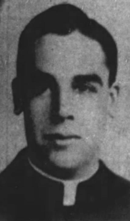 Accused Priest John Dericks