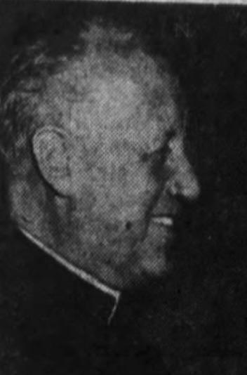 Accused Monsignor Thomas F. Duffy