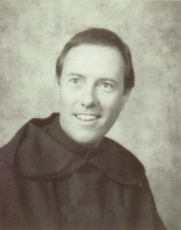 Accused Father Kevin McBrien