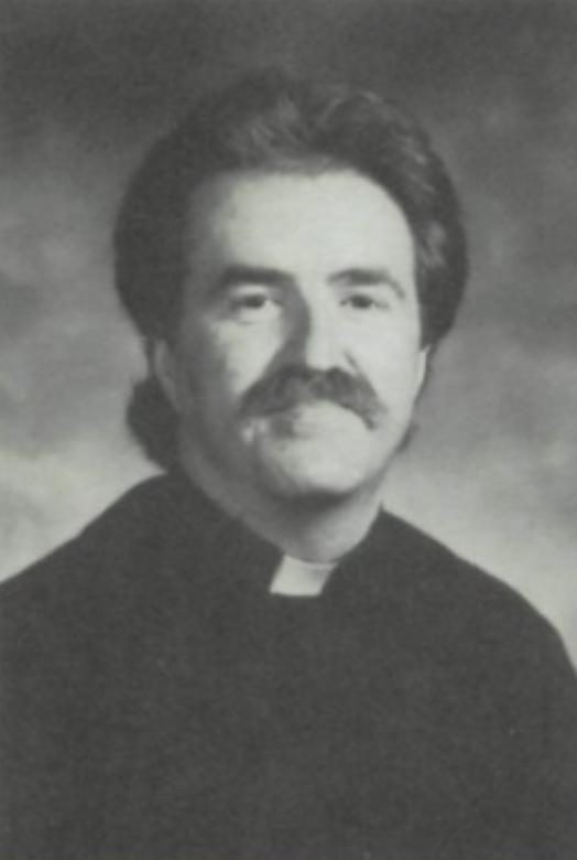Accused Priest Francis McGrath