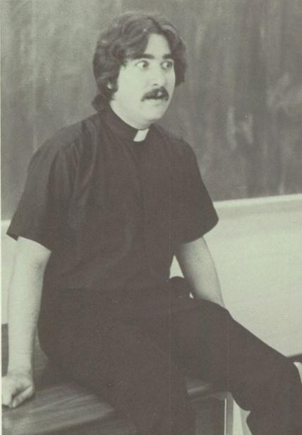 Accused Priest James Scott