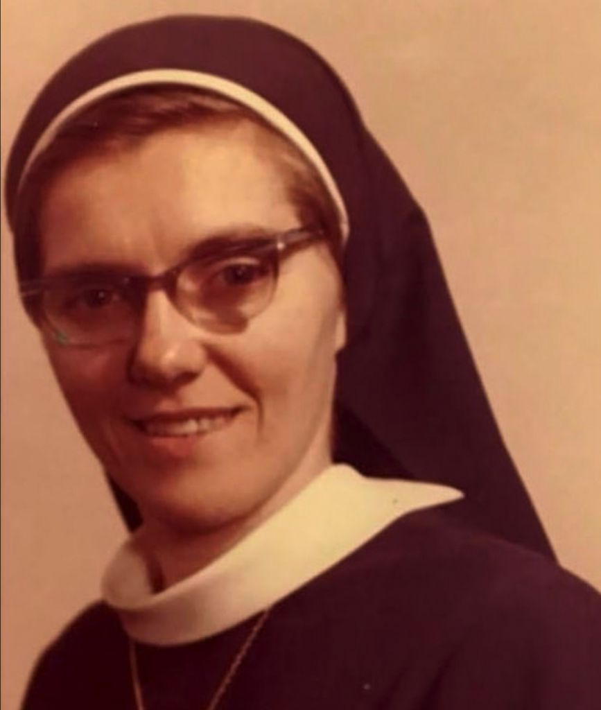 Accused Sister Eileen Shaw