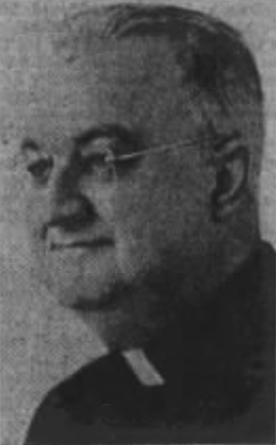 Accused Priest Leonard Walsh