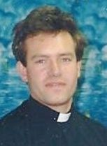 Accused Priest Damian Cooper