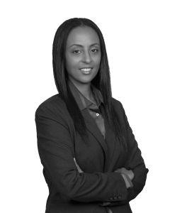 Photo of attorney Hagerey Mengitsu