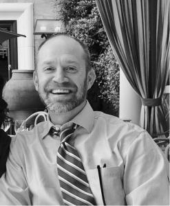 Photo of attorney Joe George Jr.