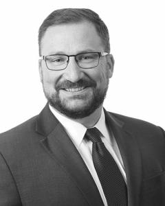 Photo of attorney Pat Stoneking
