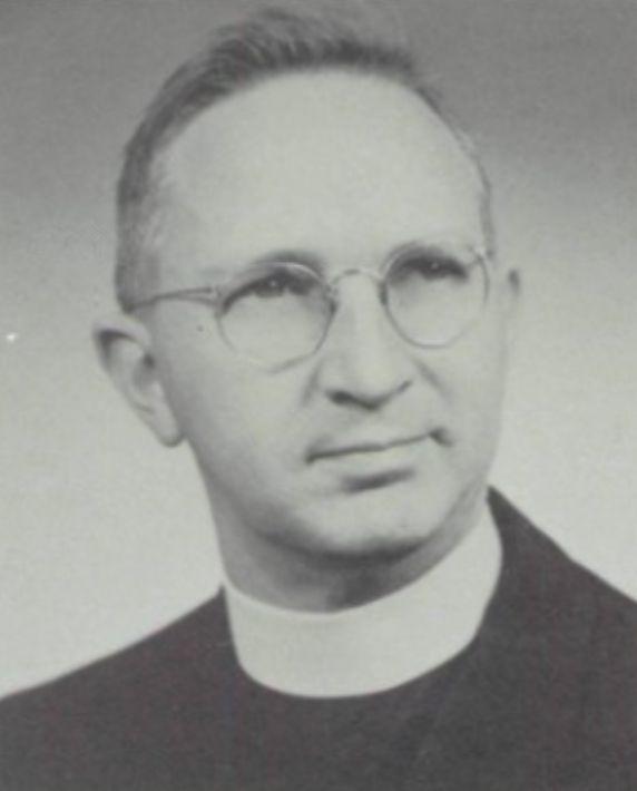 Accused Priest Mark Finan