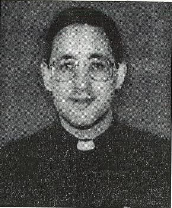 Accused Priest John Albino