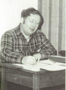 Barry F. Bossa