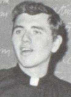 Accused Priest Michael Cannon
