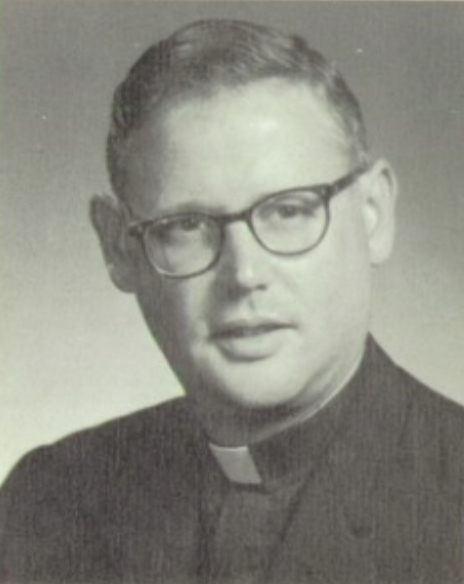 Father Maurice E. Carroll