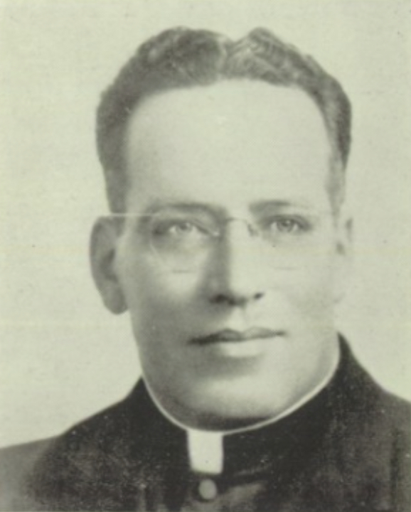 Father Bernard Cullen