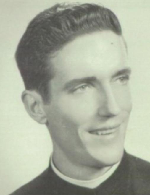 Accused Priest Roy Drake