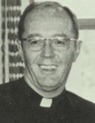 Accused Priest Thomas Gaffney