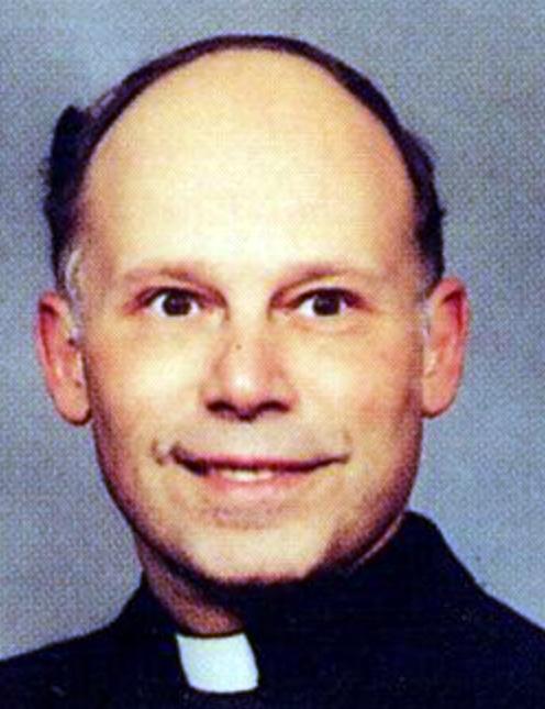 Accused Priest Jerry Gentile
