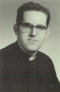 Accused Priest Edward McGrath