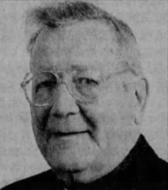 Edwin J. Scherzer