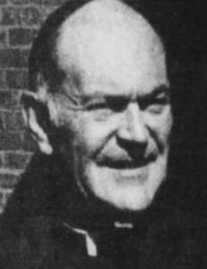 Accused Priest Donald Whalen