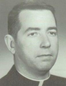 Accused Priest William T. White