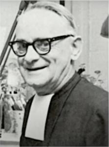 Brother Xavier Leonard Boulanger